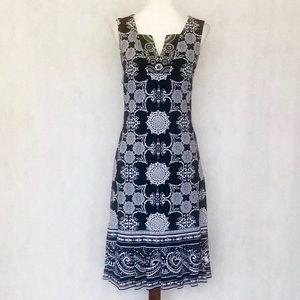 41 Hawthorn Stitch Fix Kora Pattern Jersey Dress